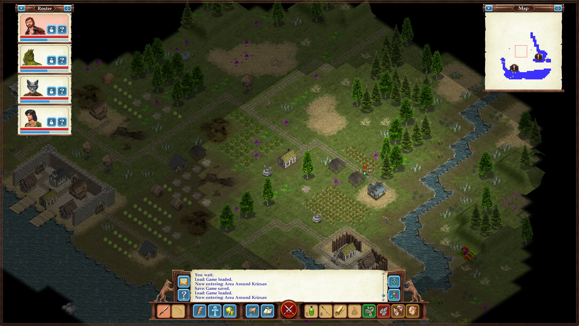 Coming Soon - Avernum 3: Ruined World HD, Fantasy Adventure for iPad Image